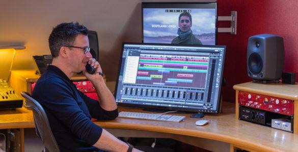 Audio Post production Edinburgh