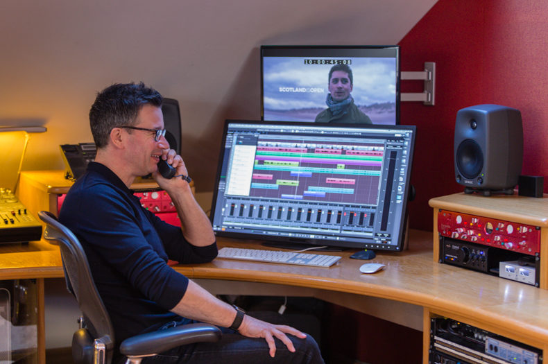 Audio Post production Edinburgh