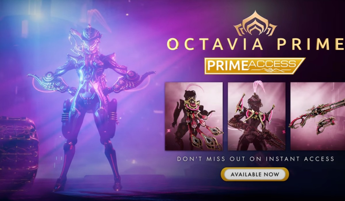 Octavia Prime trailer image, Red Facilities on audio
